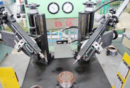 东都生产设备-自动切边机